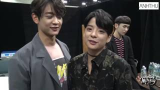 Minho speaking english compilation 2016