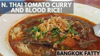 Chiang Rai Travel Vlog Pt.2: Northern Thai Tomato Curry and Blood Rice