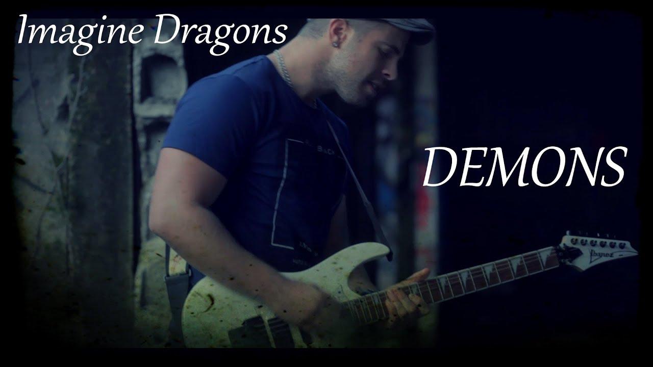 """Demons"" - Imagine Dragons (Akouf'n Cover) - YouTube"