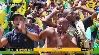 ANC Song - Thula Mntanami Ukhalelani Zizojika Izinto - SouthAfricaVEVO