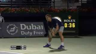 Video Highlights: ATP Day 1 Action