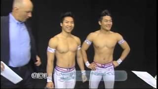 QUOC CO QUOC NGHIEP biểu diễn tại đài truyền hình Mỹ 2013 .