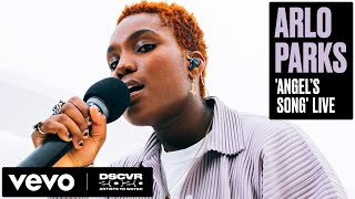 Arlo Parks - Angel's Song (Live) | Vevo DSCVR Artists to Watch 2020