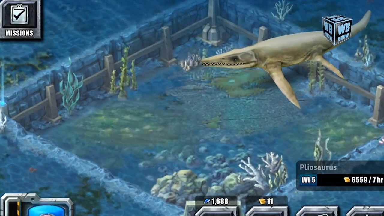 Aquatic: Jurassic Park Builder Aquatic