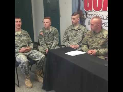 National Guard l Split Training Option