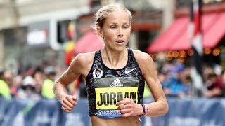 Jordan Hasay Finishes 3rd at 2019 Boston Marathon