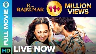 R... Rajkumar    Full Movie LIVE on Eros Now   Shahid Kapoor, Sonakshi Sinha & Sonu Sood