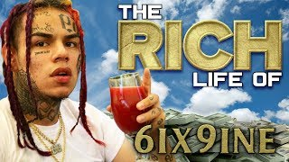 Tekashi 6ix9ine   The Rich Life   FORBES 2018 Net Worth ( Chains, Cars, Grillz & More )