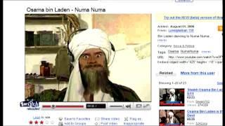 RTL Punkt 12: Osama bin Laden auf YouTube
