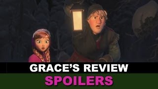 disney's frozen movie review spoilers : beyond the trailer
