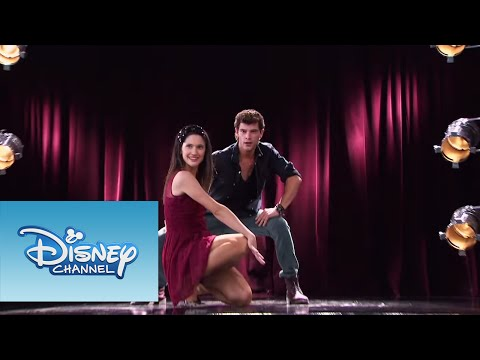 Violetta: Francesca y Diego bailan ¨Voy Por Ti¨ (Ep 70 Temp 2)