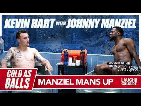 Kevin Hart and Johnny Manziel Get Down And Dirty When Discussing A Possible Comeback