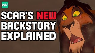 Scar's NEW Backstory Explained (The Lion King 2019): Discovering Disney