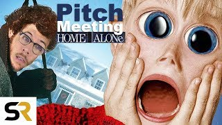 Home Alone Pitch Meeting
