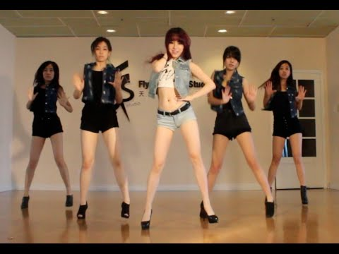 Hyuna - Red KPOP dance cover by Secciya (S.O.F)