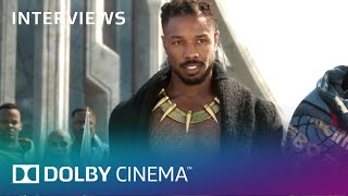 Black Panther: The Warriors Of Wakanda | Interview | Dolby Cinema | Dolby