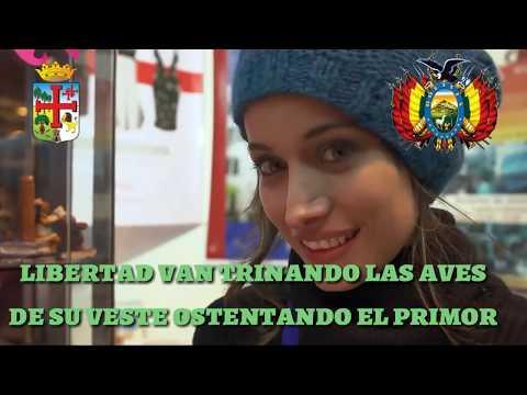 HIMNO A SANTA CRUZ ( Video & Letra)