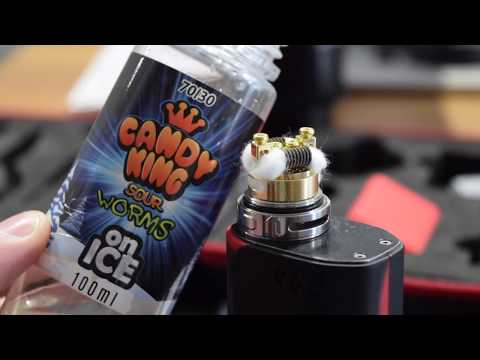 video Vandy Vape Kensei 24 Rta