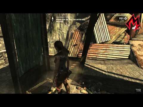 Tomb Raider 2013 - Mission 11-2 Barackenstadt - Offene Wunden und Highway to Hell HD