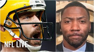 Ryan Clark picks the Packers to beat the Bucs 26.5-26   NFL Live