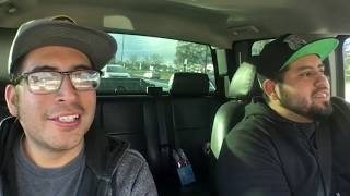 Chicanos in Cars Getting Tacos Episode 4 - Jesse Teniente