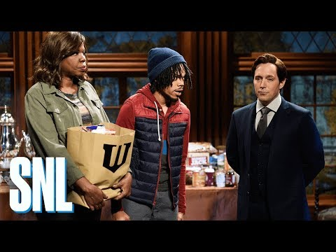 Wayne Thanksgiving - SNL