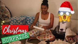 Opening Early Christmas Presents SURPRISE!