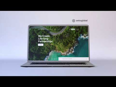 swissglobal Launches New Website Experience