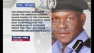 Soldiers kill three Policemen, free Kidnapping Kingpin, Alhaji Hamisu in Taraba