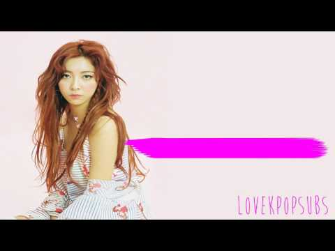 Luna [F(x)] - Where Are You [Eng Rom Han] HD