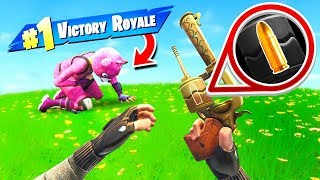 ONE IN THE CHAMBER *NEW* Gamemode In Fortnite Battle Royale
