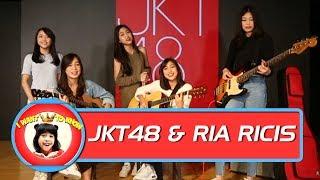 Sudah Cantik, Jago Main Musik, Suaranya Pun Bagus! Terbaik Deh JKT48 Part 2 - I Want To Know (14/10)