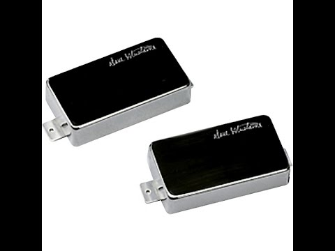 seymour duncan pickups: dave mustaine livewires