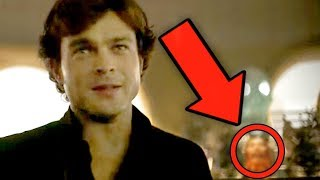 SOLO STAR WARS Breakdown! References & Details You Missed!