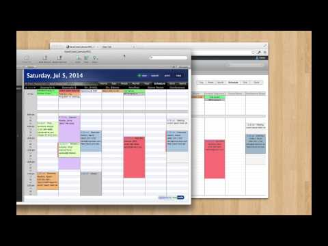 FileMaker WebDirect Calendar
