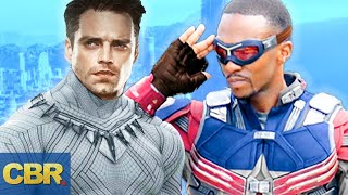A Guide To Marvel's Falcon And The Winter Soldier