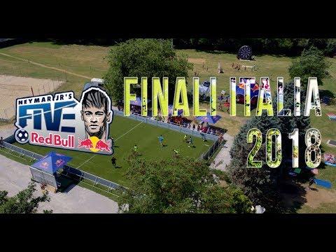 Red Bull Neymar Jr's FIve - Italgreen Cage