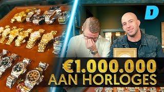 """""""1 MILJOEN EURO aan horloges'' // Watch This Afl. 10"""