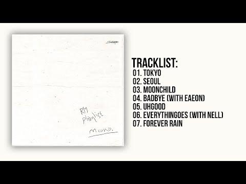 [Full Album] RM - mono. (Mixtape)