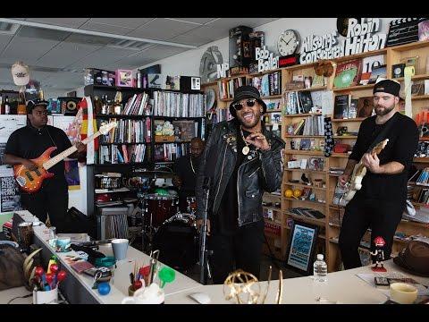 Ro James: NPR Music Tiny Desk Concert