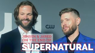 Jared Padalecki  & Jensen Ackles on the End of Supernatural | TV Insider