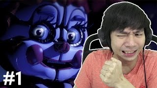 Pekerjaan Baru - Five Nights at Freddy's: Sister Location - Indonesia #1