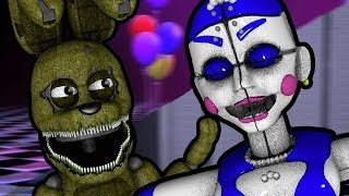 BALLORA AND PLUSHTRAP REACT TO: More PhoenixKev FNAF Animations