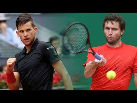 Dominic Thiem vs Gilles Simon