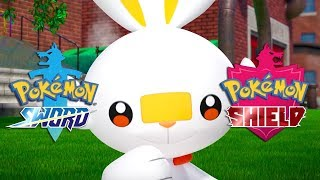 Pokemon Sword & Pokemon Shield - Official Reveal Trailer