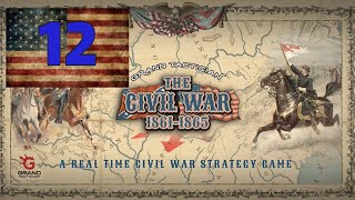 THE BATTLE FOR BOSTON  // Grand Tactician: The Civil War // Union Campaign // Ep. 12