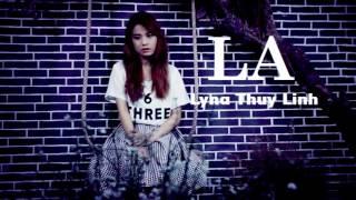 Lạ - Lyna Thùy Linh (Lyrics Video)