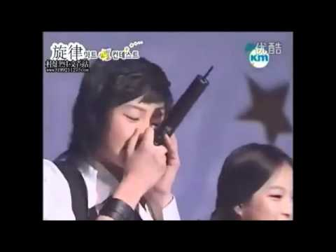 EXO-K Chanyeol Pre-debut Beatboxing @ 2008 Smart Model Contest