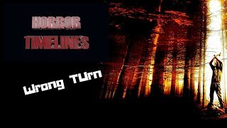 Horror Timelines Episode 32 : Wrong Turn