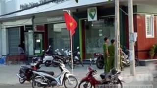 Tin tức trong ngày - Vụ cướp ngân hàng Vietcombank tại Trà Vinh: Kết quả trích xuất camera